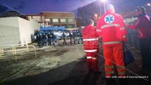 Derby Catanzaro-Cosenza: disordini allo stadio