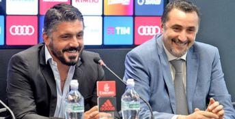 Milan, Mirabelli saluta: «Con Gattuso uniti dal sangue calabrese»
