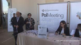 Cosenza, prima giornata del Meeting di Polizia Locale (FOTO-VIDEO)