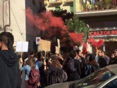 Anche a Cosenza studenti in piazza per l'alternanza scuola-lavoro