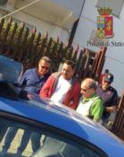 Corigliano, la polizia cattura latitante serbo