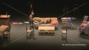 Applausi per l'anteprima argentina del Teatro Auditorium Unical