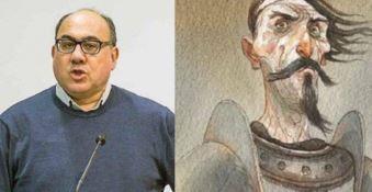 """Guccione, una pace che vale un seggio (a spese di """"Sancho Panza"""" Mazzuca)"""
