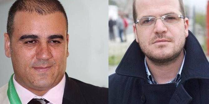 Gianluca Cuda e Luigi Guglielmelli