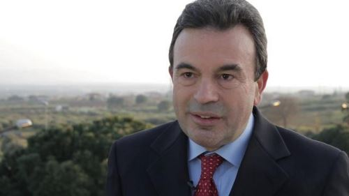 L'ex sindaco Gianni Speranza