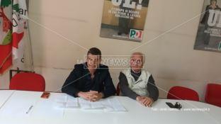 Pd, Giuseppe Mazzuca si presenta
