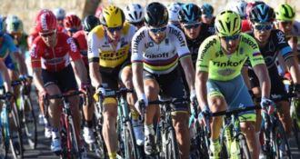 LA NOVITA' | Il Giro ritorna in Calabria. Partenze da Roccella e Praia?