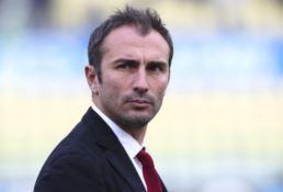 Davide Dionigi, allenatore Catanzaro