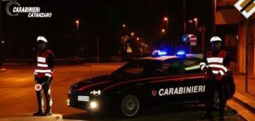 I carabinieri di Sellia Marina