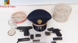 Furto di energia e armi, un arresto a Palizzi