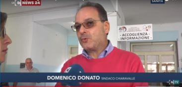 Sindaco Domenico Donato