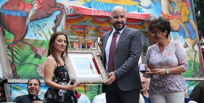 Premiazione Carmelo Malacrino