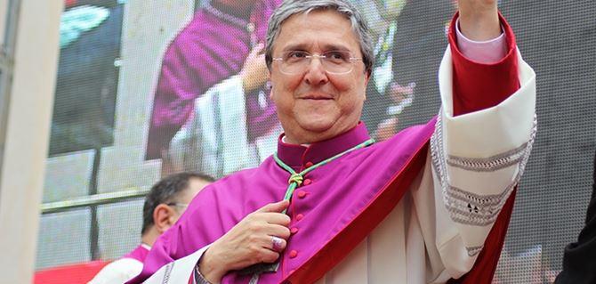 Il vescovo di Cassano