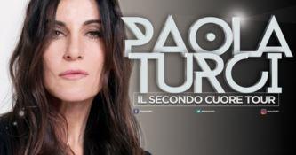 Paola Turci in concerto al Teatro Rendano