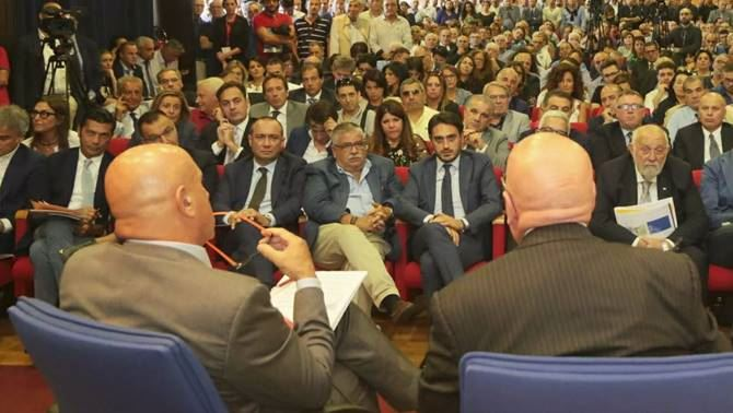 Incontro all'Unical