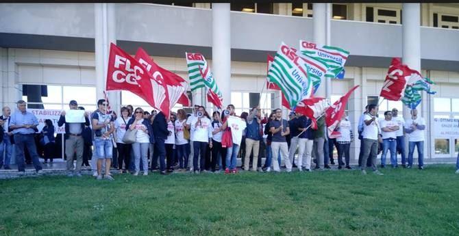 Magna Grecia, protesta