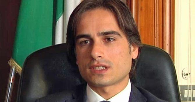 Reggio, il sindaco Falcomatà