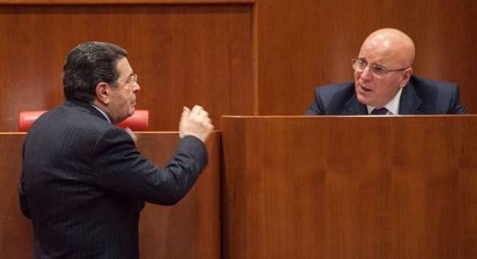 Pino Gentile e Mario Oliverio