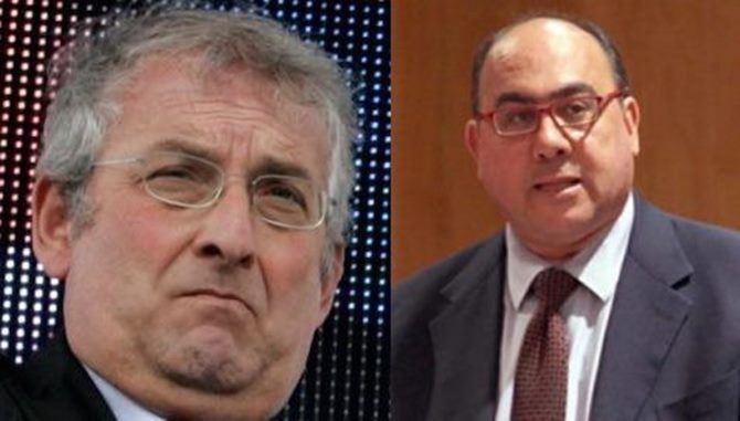 Ernesto Magorno e Carlo Guccione