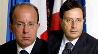 Salvatore Pacenza e  Gianpaolo Chiappetta