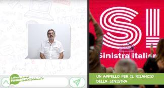 'Rilanciare la sinistra': il WhatsApp di Fernando Pignataro