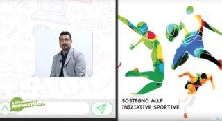 Sostegno alle attività sportive: il WhatsApp di Raffaele Pilato