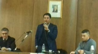 """Elezioni, Andrea Gentile: """"Toglieremo ogni ostacolo che impedisca lo sviluppo della nostra regione"""""""