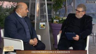 Nicola Stumpo e Pasquale Motta a Pubblica Piazza