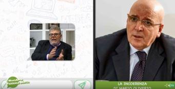 L'incoerenza di Mario Oliverio, il WhatsApp di Pasquale Motta