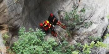 Raganello, gli ispettori del Ministero sui luoghi della tragedia
