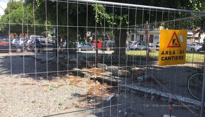 Gli scavi archeologici di piazza Garibaldi a Reggio Calabria