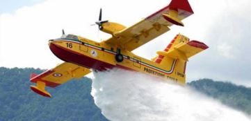 Prevenzione degli incendi: a metà dell'estate numeri positivi