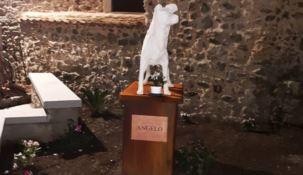 Cane seviziato e ucciso, a Montepaone inaugurata area verde
