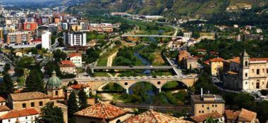 Cosenza, una mappa interattiva per far conoscere le bellezze del centro storico