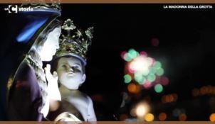 La Madonna della grotta, fede e devozione a Praia a Mare –VIDEO
