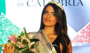 Miss Calabria, la corona a Sara Fasano