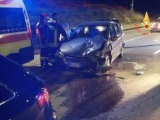 Incidente a Catanzaro Lido, due vetture coinvolte