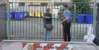 Rifiuti, i carabinieri sequestrano un'isola ecologica a Vibo