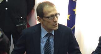 Il Procuratore di Castrovillari, Eugenio Facciolla