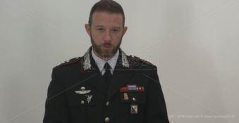 Il capitano Pier Marco Borettaz