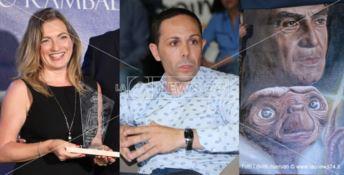 Premio Carlo Rambaldi all'editore del network LaC Domenico Maduli