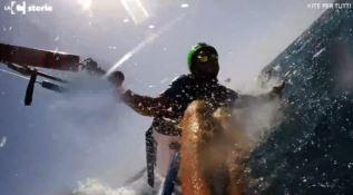 Kite per tutti, ragazzi speciali sulla cresta dell'onda -VIDEO
