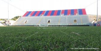Caso stadio Ezio Scida, continua la situazione d'impasse a Crotone -VIDEO
