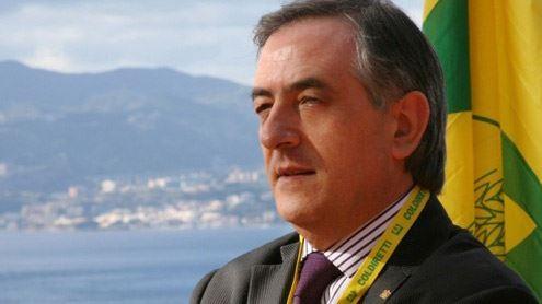 Pietro Molinaro, presidente Coldiretti Calabria