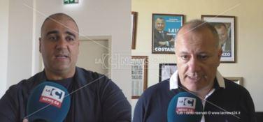 Gianluca Cuda e Sergio Costanzo