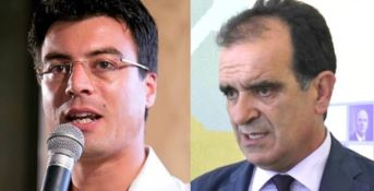 Gianluca Callipo ed Enzo Bruno