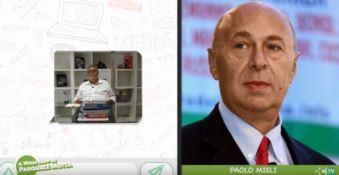 L'incontro con Paolo Mieli e il futuro del Pd, il WhatsApp di Motta