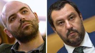Saviano: «Per Salvini il problema sono gli abusivi, ma in Calabria si spara in spiaggia»