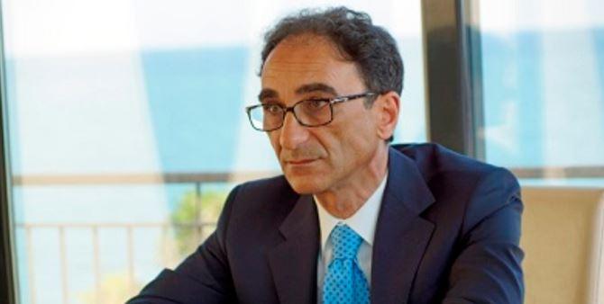 Il sindaco di Catanzaro Sergio Abramo