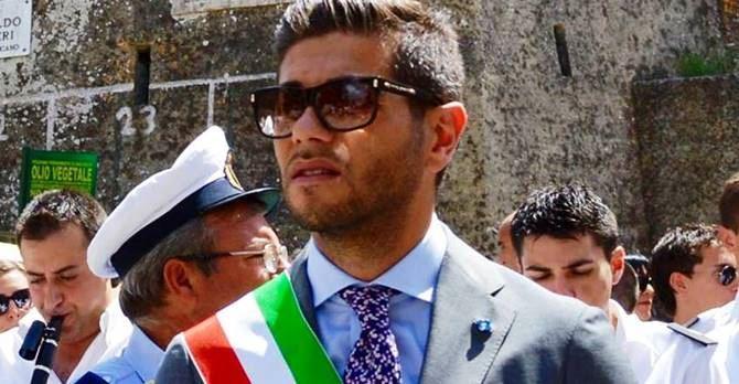 Il sindaco di Gerocarne, Vitaliano Papillo
